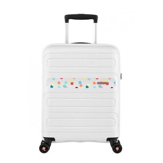Куфар American Tourister Sunside 55 см - Polka Dot