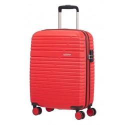 Куфар American Tourister Aero Racer 55 см - червен