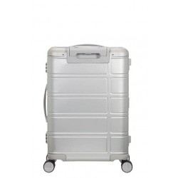 Куфар American Tourister Alumo 55 см - Сребро