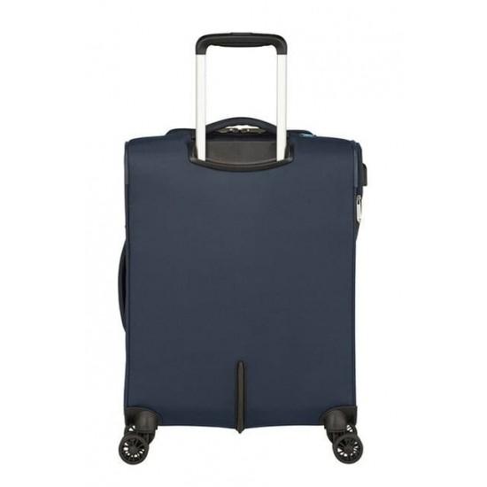 Куфар American Tourister Summerfunk 55 см  - тъмносин
