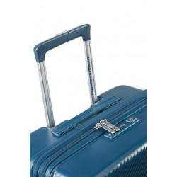 Куфар American Tourister Flylife 67 см с разширение - петролено син