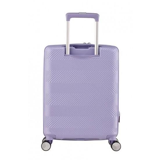 Куфар American Tourister Flylife 55 см с разширение - светлолилав
