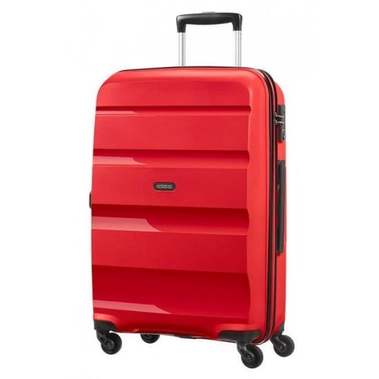 Куфар American Tourister Bon Air 75 см - тъмночервен