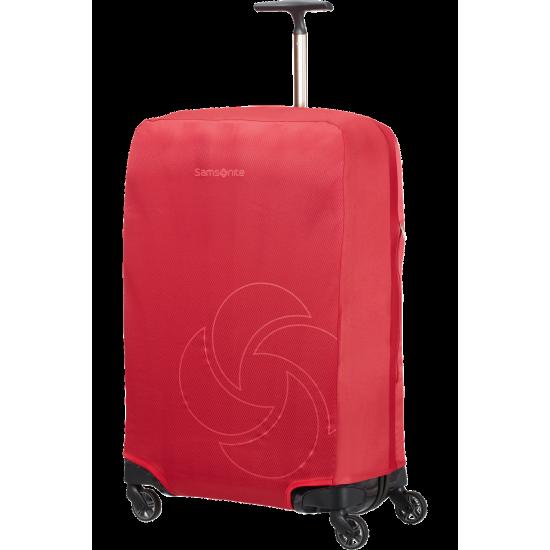Калъф за куфар Travel Accessories M - Спинер 69 см Червен