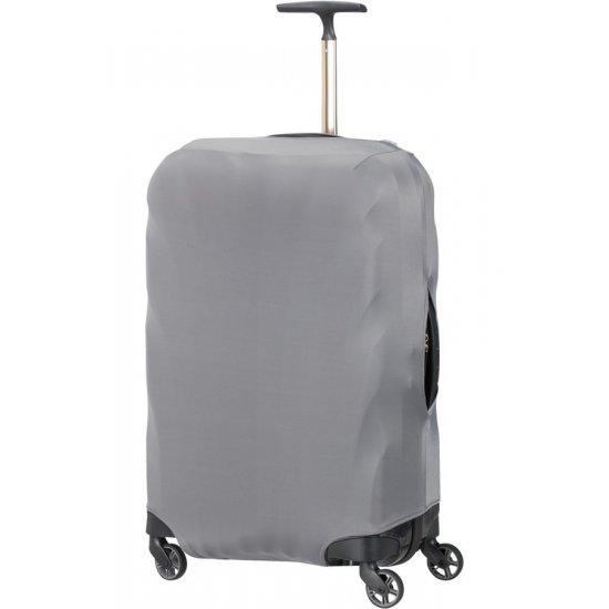 Калъф за куфар Travel Accessories M - Спинер 69 см Сив