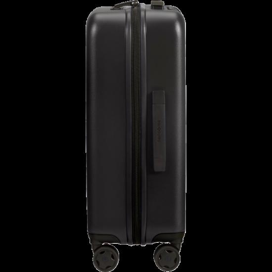 Samsonite Спинер 55см. с разширение Stackd - Черен