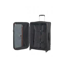 X'blade 4.0 куфар на 2 колела 77cm с разширение черен цвят