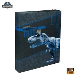 UnderCover Jurassic World Папка кутия с ластик
