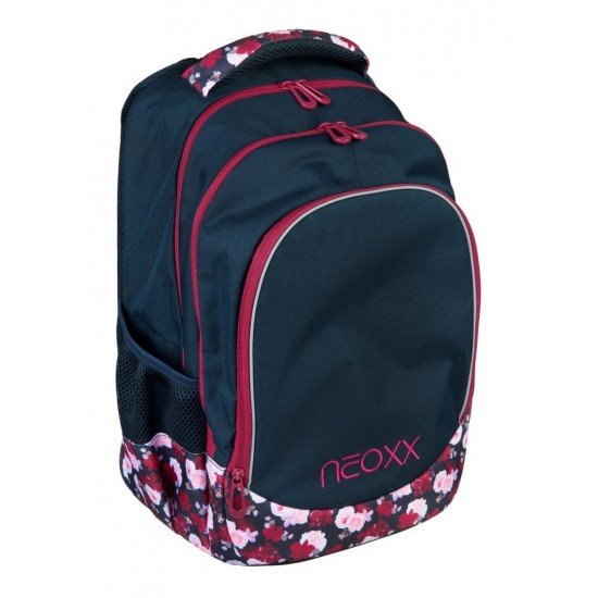 Undercover Ергономична ученическа раница Neoxx Цветя 29033
