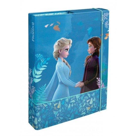 Undercover Папка с ластик кутия Frozen 28927