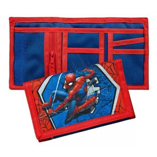Undercover Ученическо портмоне Spiderman 28246