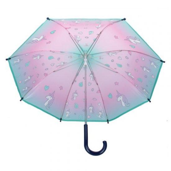 Детски чадър Unicorns Vadobag 63x70x70см