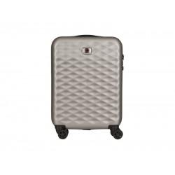 Куфар Wenger Lumen Hardside Luggage 55см - Carry On, сребрист