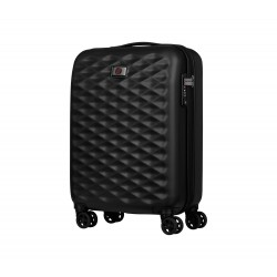Куфар Wenger Lumen Hardside Luggage 55см - Carry On, черен