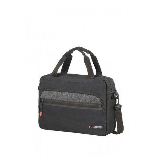 """Чанта за лаптоп American Tourister City Aim 15,6"""" - Черна"""