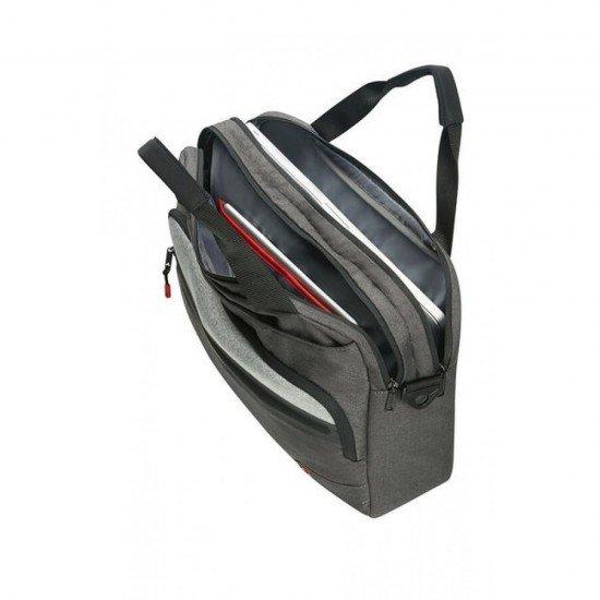 """Чанта за лаптоп American Tourister City Aim 15,6"""" - Сива"""