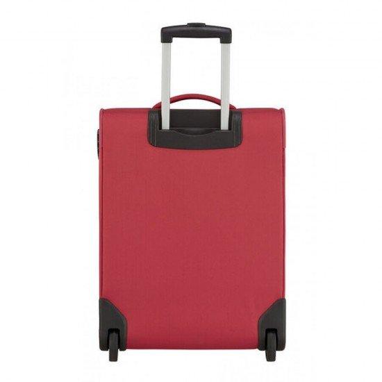 Куфар American Tourister Heat Wave 55 см - Червено Брик