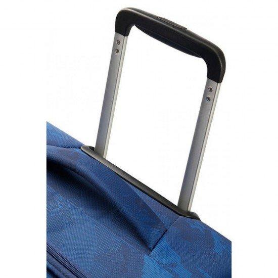 Куфар American Tourister MatchUP 55 см - Camo Blue