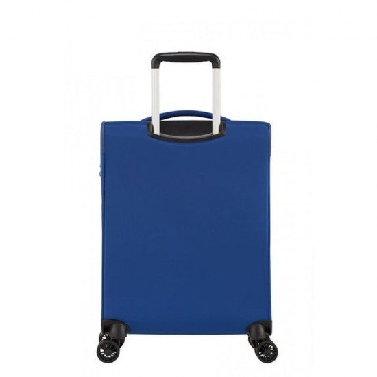 Куфар American Tourister MatchUP 55 см - City Map Blue