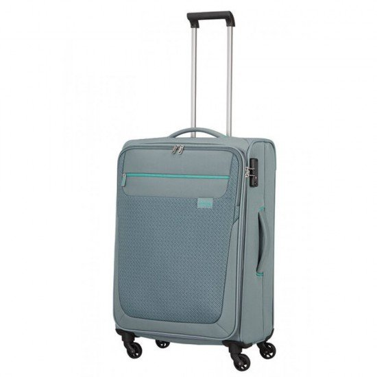Куфар American Tourister Sunny South 67 см - Сив