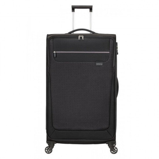 Куфар American Tourister Sunny South 79 см - Черен