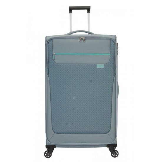 Куфар American Tourister Sunny South 79 см - Сив
