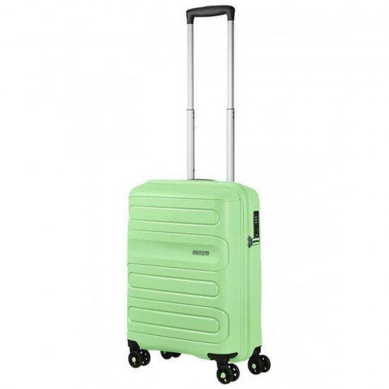 Куфар American Tourister Sunside 55 см - Зелено мента
