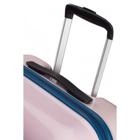Куфар American Tourister Wavebreaker 67 см - MINNIE DARLING PINK