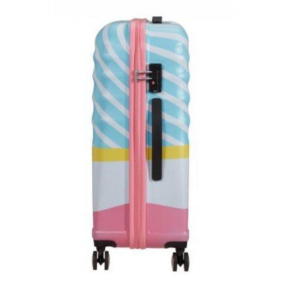 Куфар American Tourister Wavebreaker 67 см - MINNIE PINK KISS