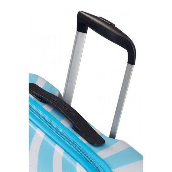 Куфар American Tourister Wavebreaker 77 см - DONALD BLUE KISS