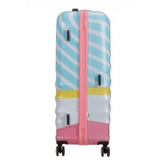 Куфар American Tourister Wavebreaker 77 см - MINNIE PINK KISS
