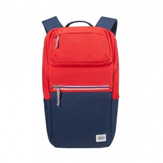 Раница American Tourister Upbeat 15,6'' - Червено/Синьо