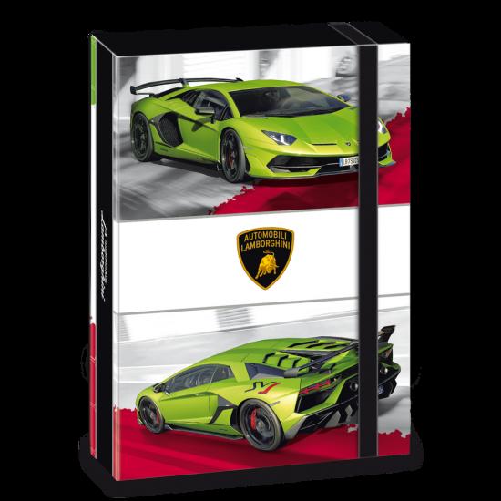 Кутия с ластик Ars Una Lamborghini 20 А4