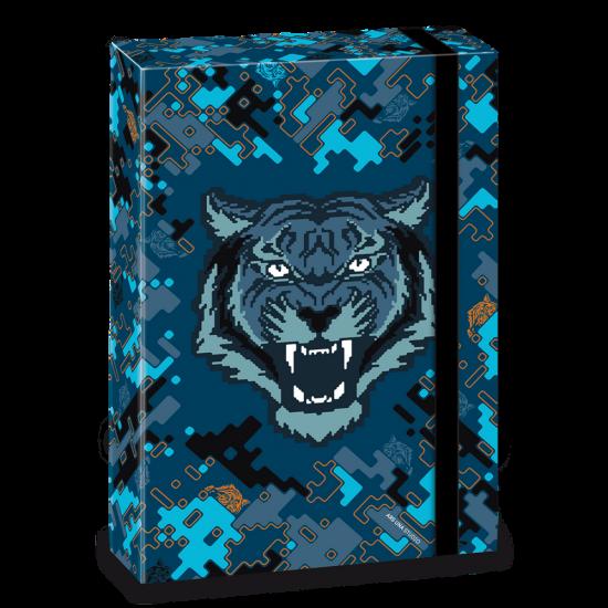 Кутия с ластик Ars Una Roar of the Tiger А4