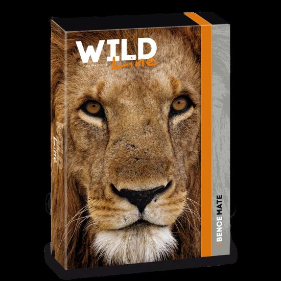 Кутия с ластик Ars Una Wild Life Moments А4