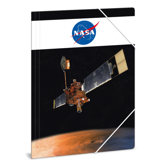 Папка с ластик Ars Una NASA-1 А4