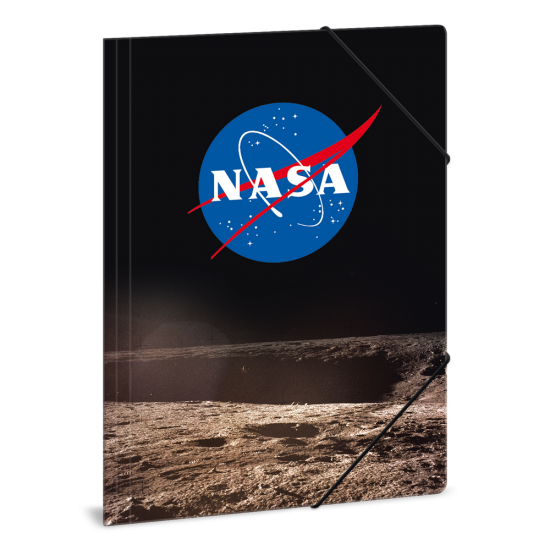 Папка с ластик Ars Una NASA-2 А4