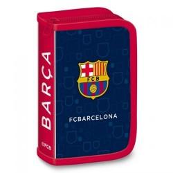 Ars Una Пълен ученически несесер 29 части FCBarcelona