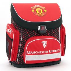 Ars Una Анатомична ученическа раница Manchester United Compact