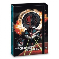 Ars Una кутия с ластик A4 The Ghost Squadron