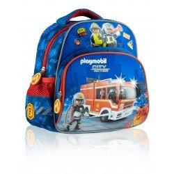 Детска раница PL-01 Playmobil Пожарна