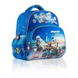 Детска раницаPL-10 Playmobil Полиция