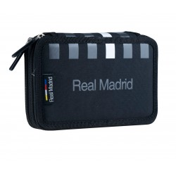 Двоен несесер с аксесоари 2W RM-219 Реал Мадрид