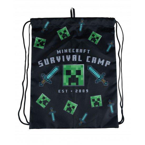 Чанта за спортен екип MINECRAFT