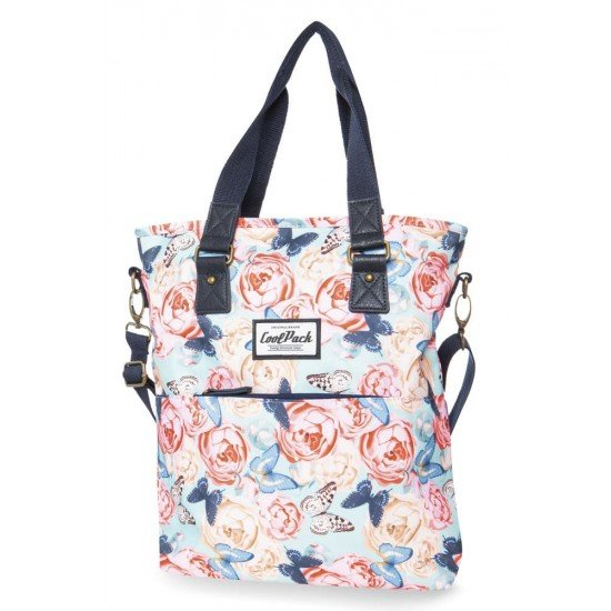 Чанта за рамо CoolPack Amber - Butterflies
