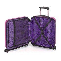 ABS куфар 55 см цикламен - Paradise