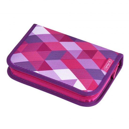 Несесер pink cubes 31 части с 2 крила