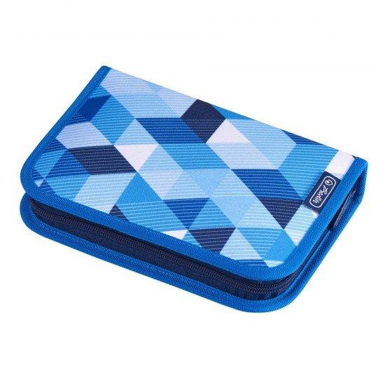 Несесер blue cubes  31 части с 2 крила