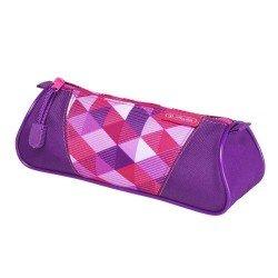 Триъгълен несесер pink cubes