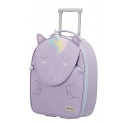 Детски куфар на 2 колела 45 см Еднорог Лили